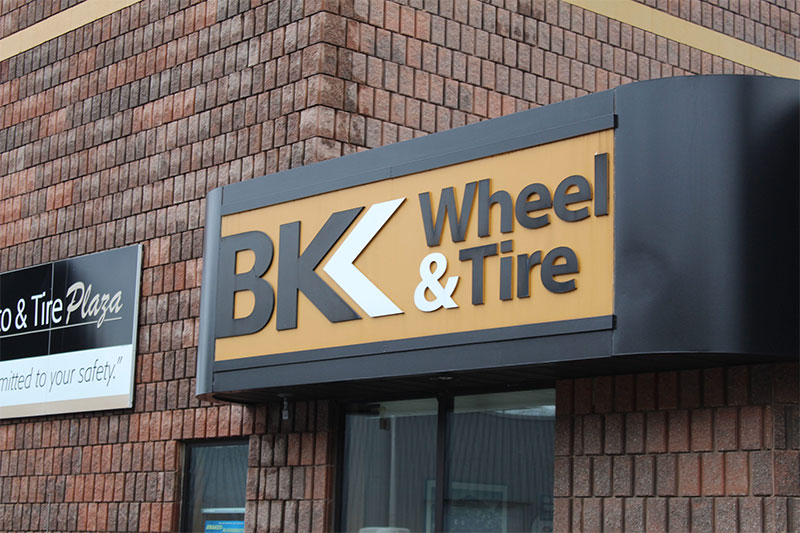 BK Wheel & Tire
